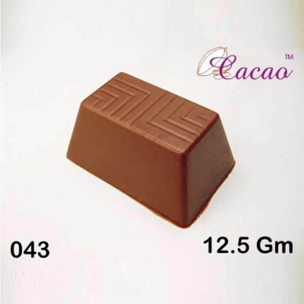 Cacao Professional Mould 043