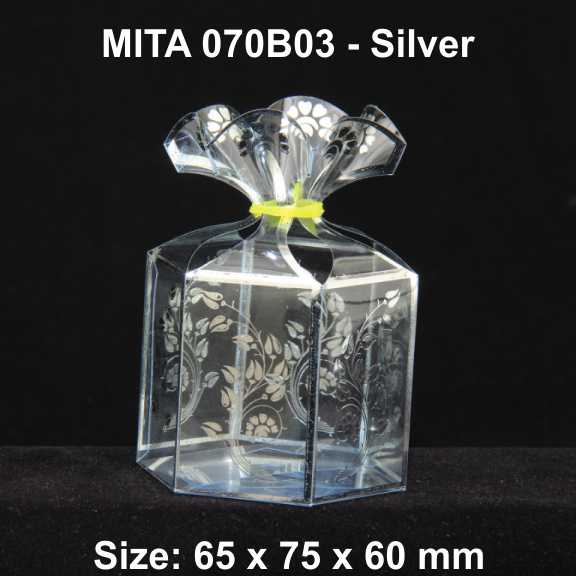 070B03 Silver Pack of 10