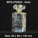 070D03 Gold Pack of 10
