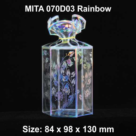 070D03 Rainbow Pack of 10