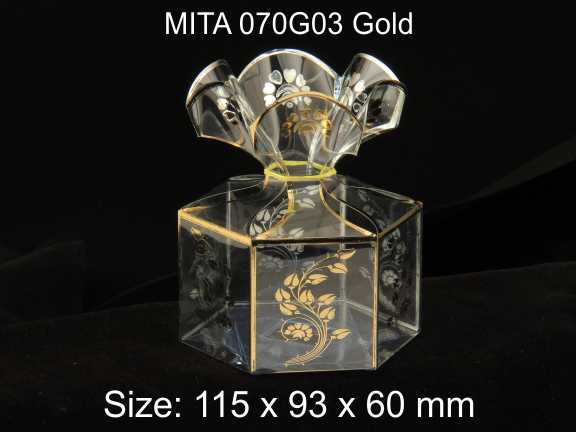 070G03 Gold Pack of 10