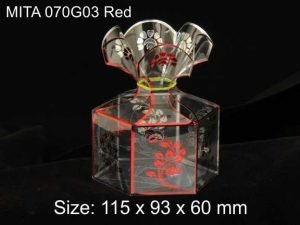 070G03 Red Pack of 10
