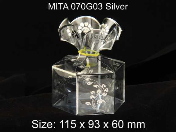 070G03 Silver Pack of 10