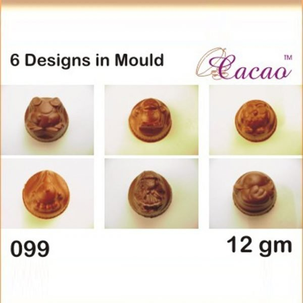 Cacao Professional Mould 099