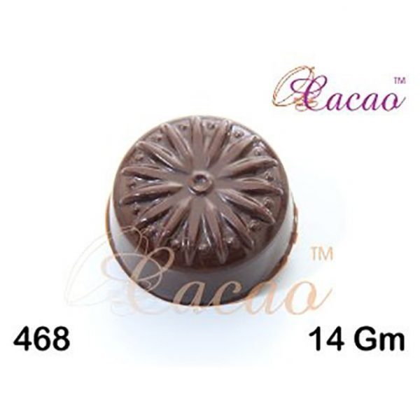 Cacao Professional Mould 468