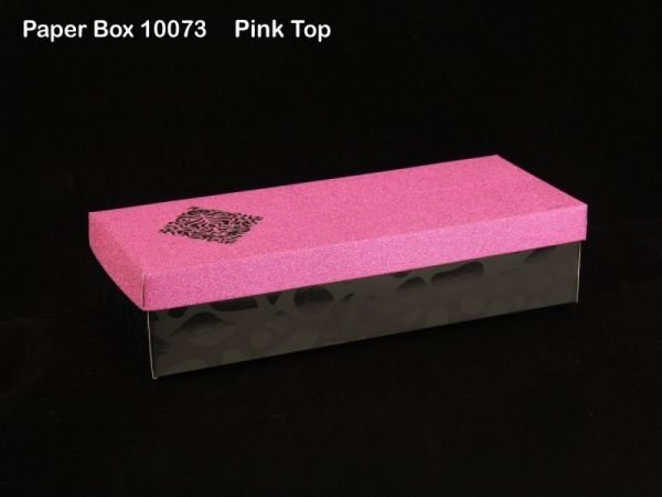 Paper Box 10073 Pink Pack of 10