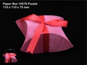 Paper Box 10076 Pack of 10