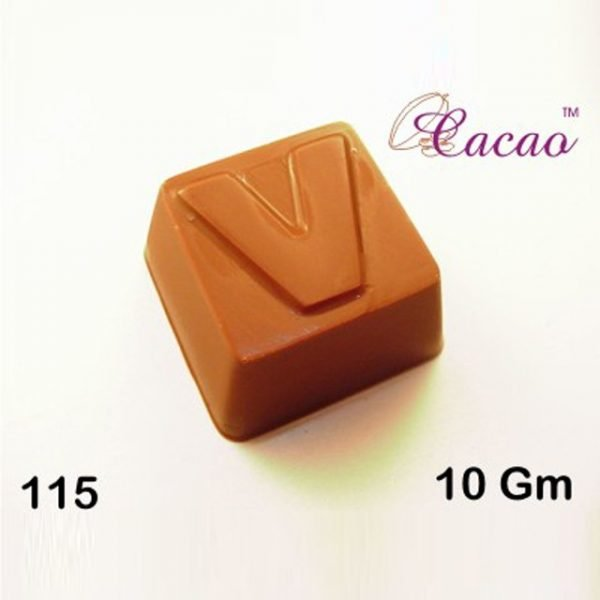 Cacao Professional Mould 115