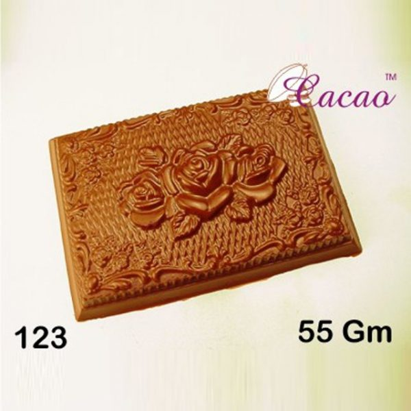 Cacao Professional Mould 123