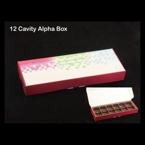 Alpha Box 12 Pack of 10