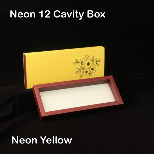 Neon 12 Cavity Outer Pack of 10