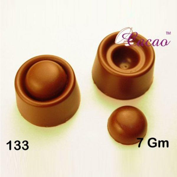 Cacao Professional Mould 133
