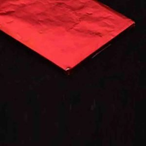 Red Emb Foil Big Pack of 200g