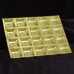 4 X 5 O-Series Tray Pack of 10