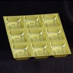 3 X 3 O-Series Tray Pack of 10