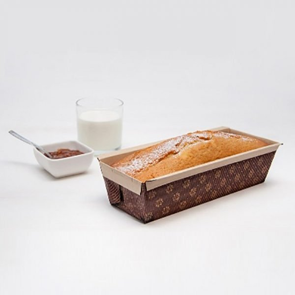 Brown Plum Cake 200gm Pack of 10