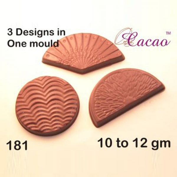 Cacao Professional Mould 181