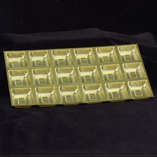 6 X 3 O-Series Tray Pack of 10