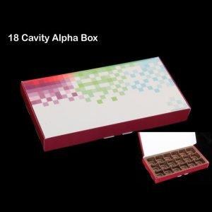 Alpha Box 18 Pack of 10