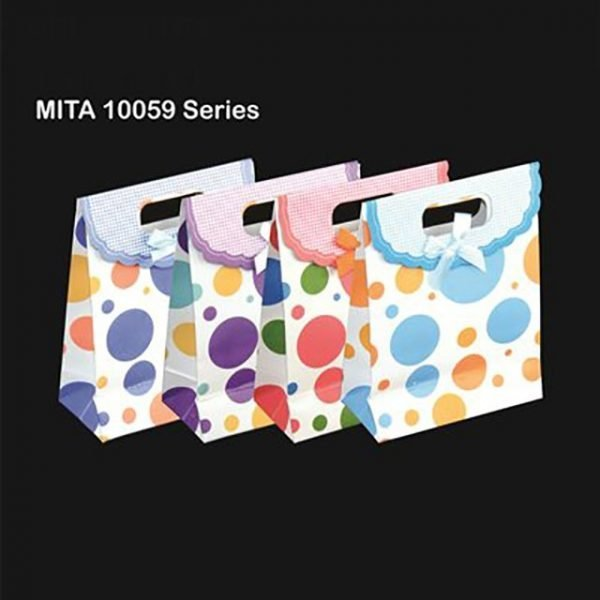 Polka dot Bags 10059 Pack of 10