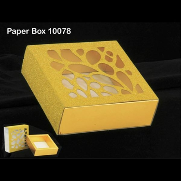 10078 Gold Pack of 10