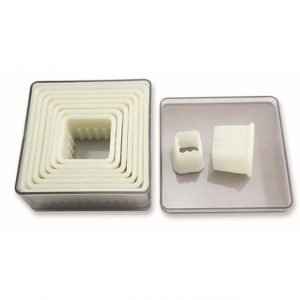 Professional Fluted Square 2050