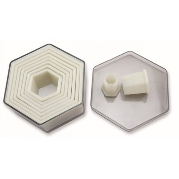 Professional Plain Hexagon 2053