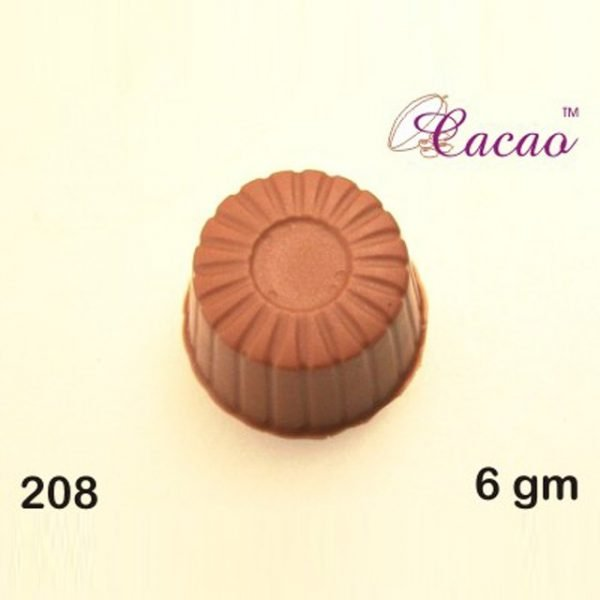 Cacao Professional Mould 208