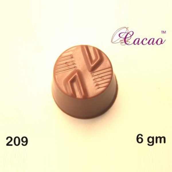 Cacao Professional Mould 209