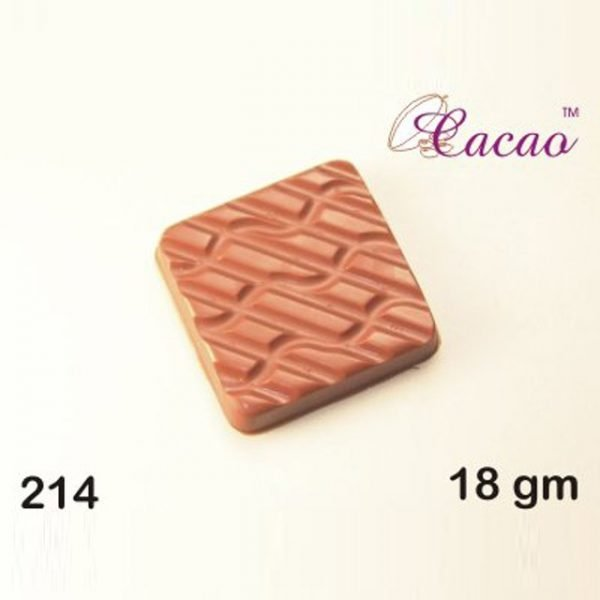 Cacao Professional Mould 214