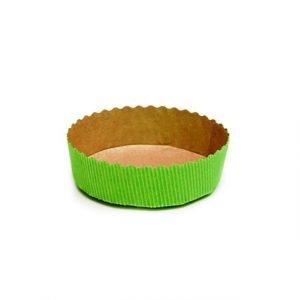 Round Cake Green 100gm Pack of 10