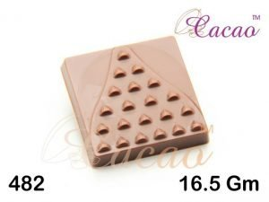 Cacao Professional Mould 482