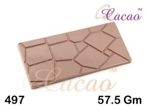 Cacao Professional Mould 497