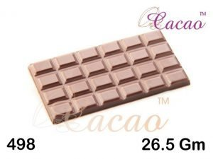 Cacao Professional Mould 498