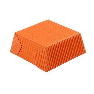 Mini Brownie Orange Pack of 10