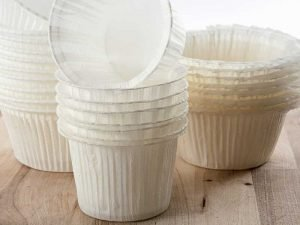White Muffin Cup Pack of 150