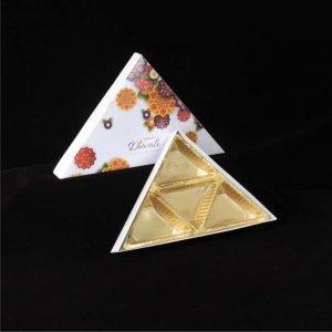 Diwali Triangle Box 4 Cav. Pack of 10