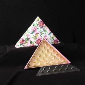 Flower Triangle Box 21 Pack of 10