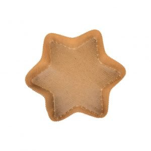 Little Star Cake Mould 100gm Pack of 10