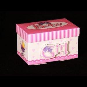 Baby Girl Box 10052 Pack of 10