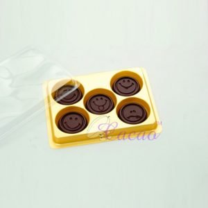 5 Round Tray Cover Pack of 10
