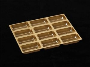 4 X 3 O-Series Long Tray Pack of 10