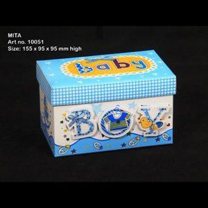 Baby Boy Box 10051 Pack of 10