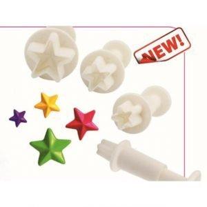 3D Star Plunger Cutter PC55