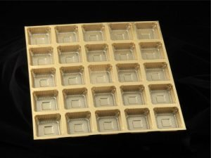 5 X 5 O-Series Tray Pack of 10