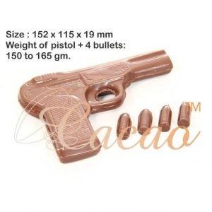 H17 Pistol Mould