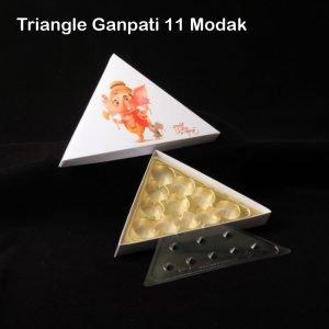 Ganpati Triangle Box 11 Pack of 10