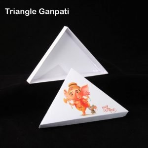 Ganpati Triangle Outer Pack of 10