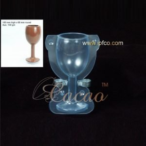 H16 Wine Glass Mould